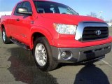 2008 Radiant Red Toyota Tundra SR5 X-SP Double Cab #61580555