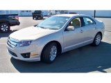2010 Smokestone Metallic Ford Fusion SEL V6 AWD #61580207
