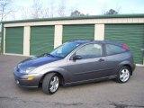 2003 Liquid Grey Metallic Ford Focus ZX3 Coupe #61580203