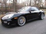 2012 Black Porsche 911 Turbo S Cabriolet #61580185