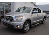 2008 Silver Sky Metallic Toyota Tundra Limited CrewMax 4x4 #61580184