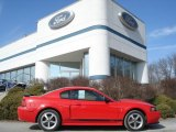 2003 Torch Red Ford Mustang Mach 1 Coupe #61580161