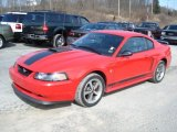 2003 Ford Mustang Torch Red