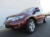 2009 Merlot Metallic Nissan Murano SL AWD #61580856