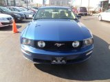 2006 Vista Blue Metallic Ford Mustang GT Deluxe Coupe #61580843