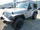 2012 Bright Silver Metallic Jeep Wrangler Call of Duty: MW3 Edition 4x4 #61580496