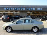 2009 Moss Green Metallic Ford Fusion SE #61580473