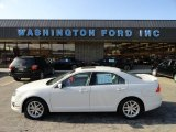 2010 White Suede Ford Fusion SEL #61580468