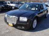 2008 Brilliant Black Crystal Pearl Chrysler 300 Touring #61580090