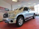 2010 Silver Sky Metallic Toyota Tundra Double Cab 4x4 #61580783