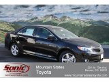 2012 Attitude Black Metallic Toyota Camry SE #61580054
