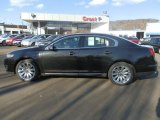 2012 Tuxedo Black Metallic Lincoln MKS AWD #61580046