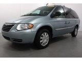 2005 Chrysler Town & Country Butane Blue Pearl