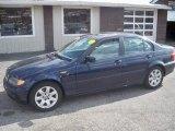 2003 Mystic Blue Metallic BMW 3 Series 325i Sedan #61580406