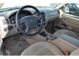 2004 Ford Explorer XLT Medium Parchment Interior