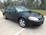 2006 Black Chevrolet Impala LS #61646832