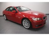 2009 Crimson Red BMW 3 Series 328i Coupe #61646514