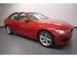 2012 Melbourne Red Metallic BMW 3 Series 328i Sedan #61646506