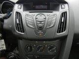 2012 Ford Focus S Sedan Controls