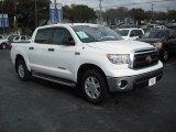 2010 Super White Toyota Tundra SR5 CrewMax #61646124