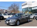 2011 Space Gray Metallic BMW 3 Series 328i xDrive Coupe #61646121