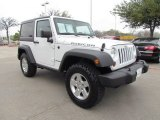 2011 Jeep Wrangler Bright White