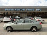 2008 Moss Green Metallic Lincoln MKZ AWD Sedan #61646375