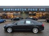 2010 Tuxedo Black Metallic Ford Fusion SEL V6 AWD #61646374