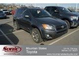 2011 Magnetic Gray Metallic Toyota RAV4 Sport 4WD #61646015
