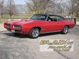 1969 Pontiac GTO Hardtop