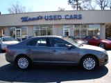 2010 Sterling Grey Metallic Ford Fusion Hybrid #61646346