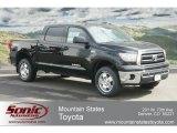 2012 Black Toyota Tundra SR5 TRD CrewMax 4x4 #61646004