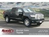 2012 Black Toyota Tundra Limited CrewMax 4x4 #61646002