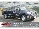2012 Nautical Blue Metallic Toyota Tundra Double Cab 4x4 #61646000