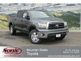 2012 Magnetic Gray Metallic Toyota Tundra CrewMax 4x4 #61645995