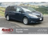 2012 South Pacific Pearl Toyota Sienna XLE #61645981