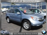 2011 Glacier Blue Metallic Honda CR-V EX-L #61646315