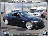 2007 Monaco Blue Metallic BMW 3 Series 328i Convertible #61646313