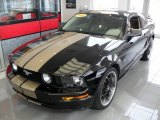 2005 Black Ford Mustang GT Deluxe Coupe #61646604