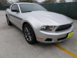 2011 Ingot Silver Metallic Ford Mustang V6 Mustang Club of America Edition Coupe #61646294