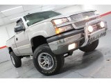 2004 Silver Birch Metallic Chevrolet Silverado 1500 Z71 Regular Cab 4x4 #61646586