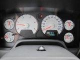 2007 Dodge Ram 3500 SLT Mega Cab 4x4 Gauges