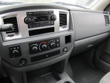 2007 Dodge Ram 3500 SLT Mega Cab 4x4 Dashboard