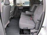 2007 Dodge Ram 3500 SLT Mega Cab 4x4 Rear Seat