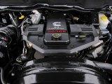 2007 Dodge Ram 3500 SLT Mega Cab 4x4 6.7 Liter OHV 24-Valve Turbo Diesel Inline 6 Cylinder Engine