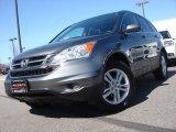 2010 Polished Metal Metallic Honda CR-V EX-L #61646258