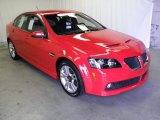 2009 Liquid Red Pontiac G8 Sedan #61646551
