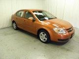 2007 Sunburst Orange Metallic Chevrolet Cobalt LT Sedan #61646546
