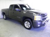 2011 Taupe Gray Metallic Chevrolet Silverado 1500 LT Extended Cab #61646542