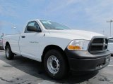 2012 Dodge Ram 1500 ST Regular Cab Data, Info and Specs